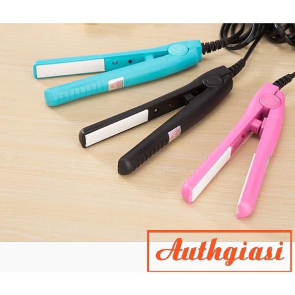 Máy duỗi Máy ép tóc du lịch mini tiện dụng Hairperming