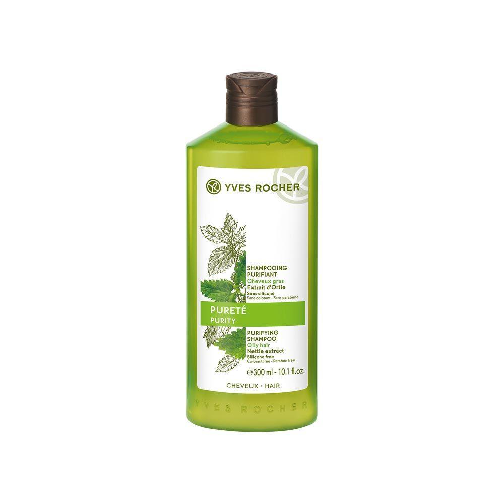 Dầu gội dành cho tóc dầu YVES ROCHER PURIFYING SHAMPOO 300ml