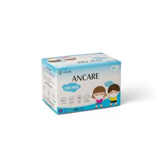 Khẩu trang y tế trẻ em ANCARE For Kids (Gói 5 cái) thumbnail