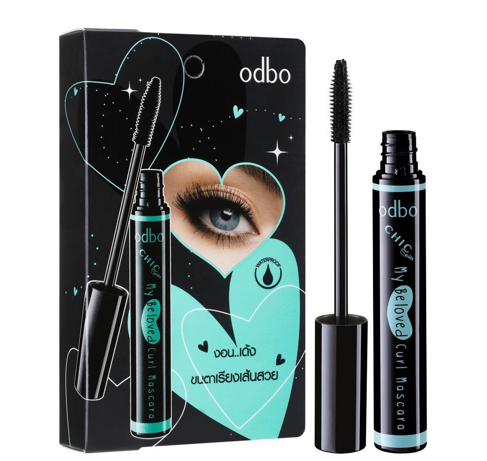 [Odbo] Mascara Odbo Chic Series My Beloved Curl Mascara 8ml nhập khẩu