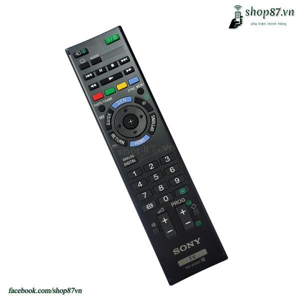 Bảng giá Điều khiển tv Sony thay thế RM-GD027