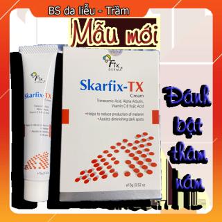 Kem dưỡng da mờ nám, giảm thâm SKARFIX-TX CREAM Fixderma thumbnail