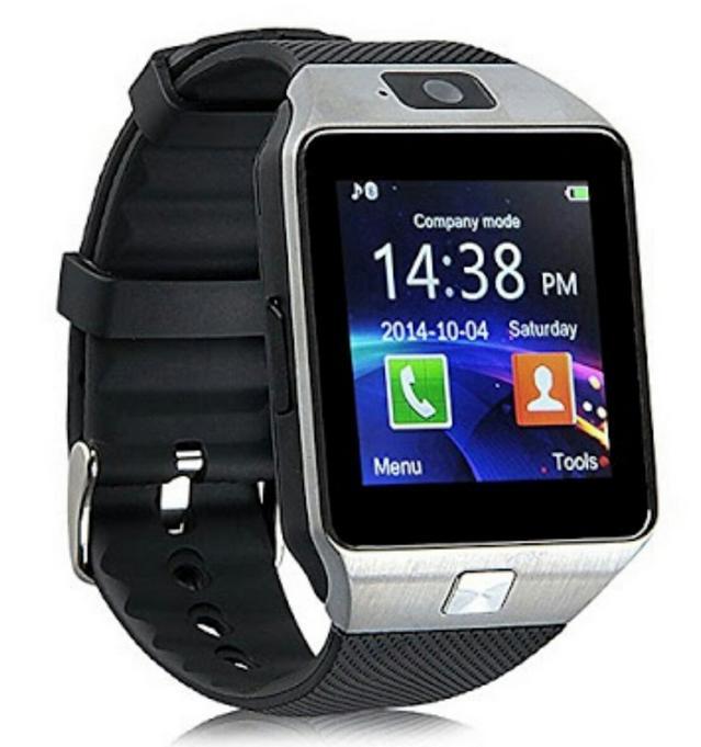 Đồng Hồ Điện Thoại Thông Minh Smart Watch Uwatch DZ Thế Hệ Mới Và Hiện Đại Giá Rẻ (Trắng)