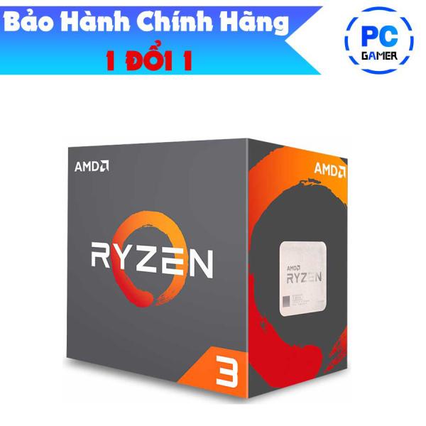 Bảng giá CPU AMD RYZEN 3 3300x (chính hãng New 100%) Phong Vũ