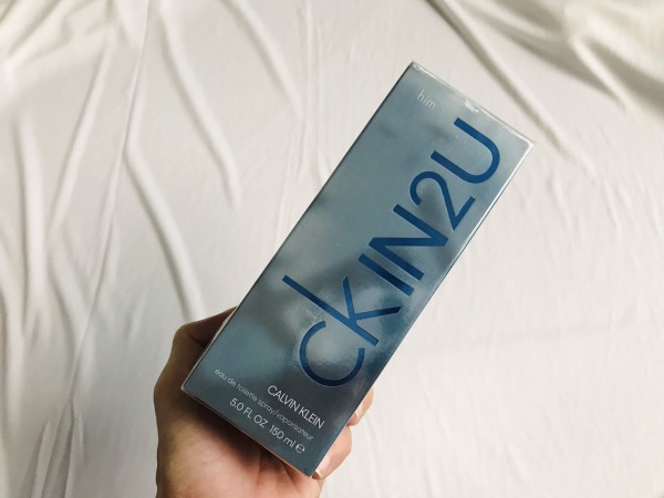 Nước Hoa Calvin Klein CK IN2U for him 100mL