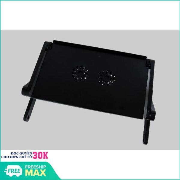 Bảng giá Bàn Kê Laptop Đa Năng (Có 2 Quạt tản nhiệt + Bàn di chuột +2 miếng chặn laptop) - Hàng hot 2018 Phong Vũ