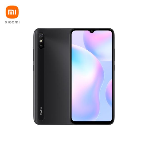 Điện thoại Xiaomi Redmi 9A 2GB/32GB - Chip MediaTek Helio G25 8 nhân (12 nm), Màn hình 6.53 HD+, Camera 13MP, Pin 5000 mAh