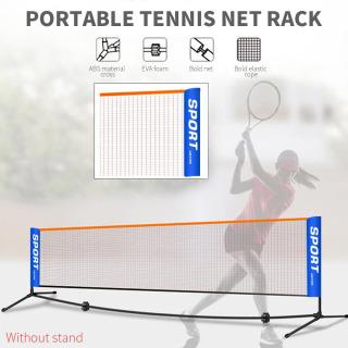 ZRHQYN Lưới Tập Quần Vợt Tập Luyện Ngoài Trời Không Khung, Lưới Bóng Chuyền, Lưới Tennis Lưới Cầu Lông thumbnail