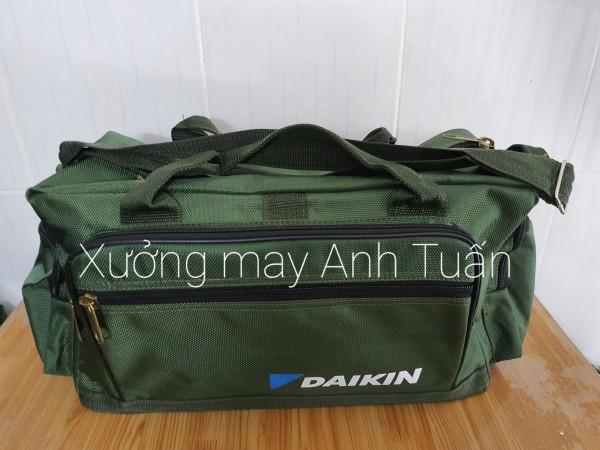 Túi Đựng Đồ Nghề - Size trung DAIKIN 7 ngăn cao cấp - TDNXGHH