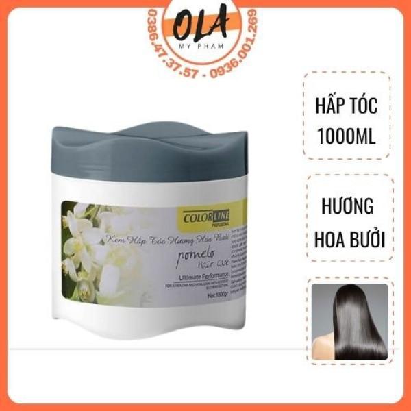 Kem Ủ Hấp Tóc Hương Hoa Bưởi 1000gam - Hàng Việt Nam An Toàn - mỹ phẩm ola cao cấp