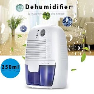 Máy Hút Ẩm Mini Dehumidifier, Máy Hút Ẩm Lọc Không Khí, Máy Hút Ẩm Mini, Khả năng hút ẩm tốt. Thiết kế sang trọng. Bảo hành 12 tháng thumbnail
