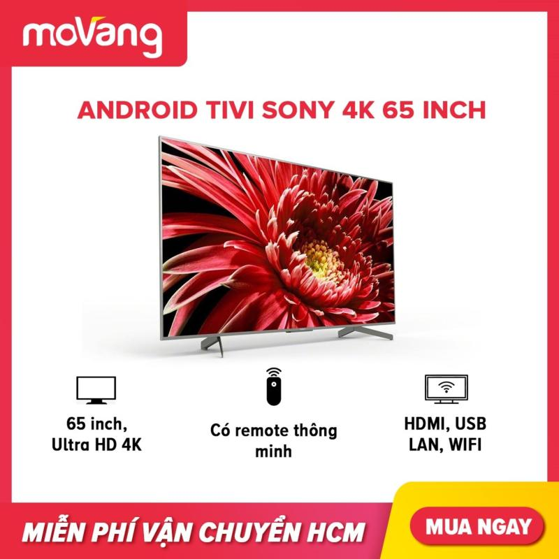 Bảng giá Android Tivi Sony 4K 65 inch KD-65X8500G/S
