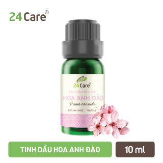 Tinh dầu thiên nhiên nguyên chất 24care - Đa dạng mùi, tốt cho sức khỏe - Dung tích 10ml thumbnail