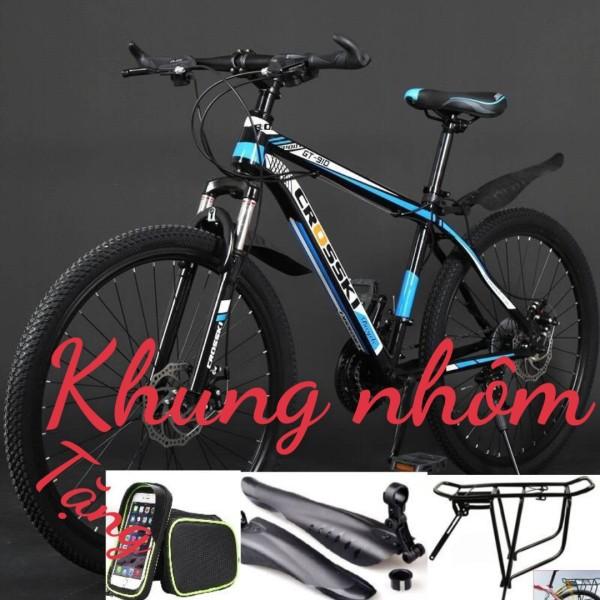 Mua XE ĐẠP THỂ THAO - CÓ VIDEO - CHÍNH HÃNG CROOKY - xe đạp leo núi địa hình - xe đạp người lớn -xe đạp thể thao người lớn- xe đạp địa hình 26 inch - xe đạp người lớn -xe đạp thể thao người lớn- xe đạp thể thao nam