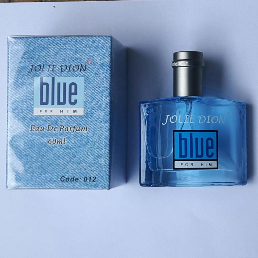 Nước hoa Blue 60ml (Code:012) Made in Singapore Jolie Dion for Her Eau De Parfu