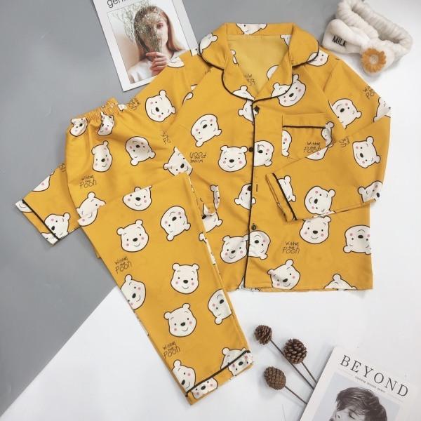 Nơi bán Bộ ngủ pijama pyjama quần dài áo dài tay hàng loại 1 chuẩn xịn