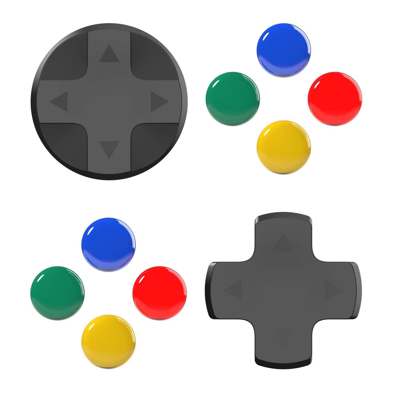 Giá Skull & Co. D-Pad Button Cap Set cho tay cầm Joy-Con - Nintendo Switch