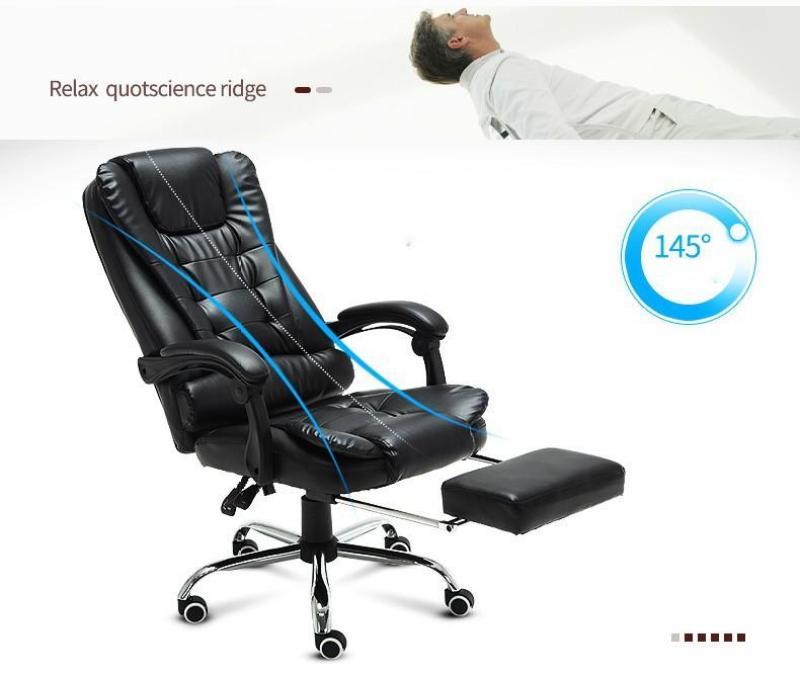 Ghế văn phòng,Ghế xoay massage 7 điểm có điều khiển giá rẻ