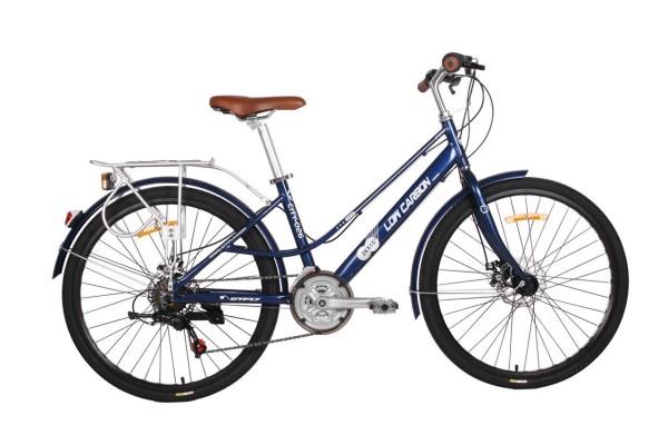 Mua Xe đạp nữ Low Carbon City 026 khung nhôm sơn tĩnh điện