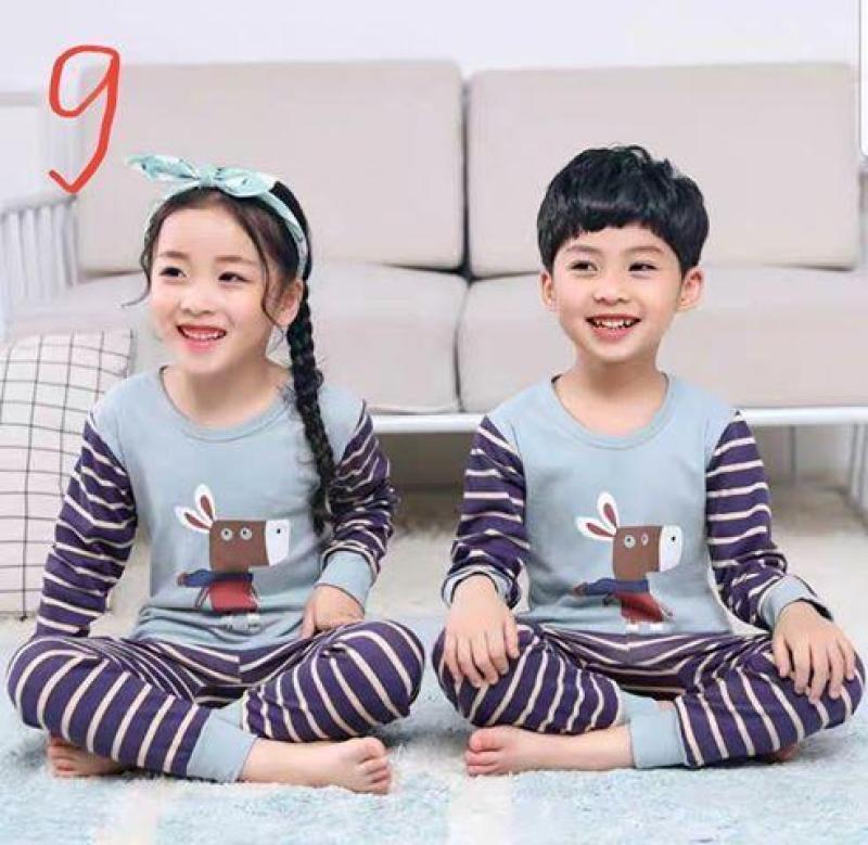 Nơi bán bộ đồ ngủ cho bé yêu từ 5 - 10 tuổi siêu Cute