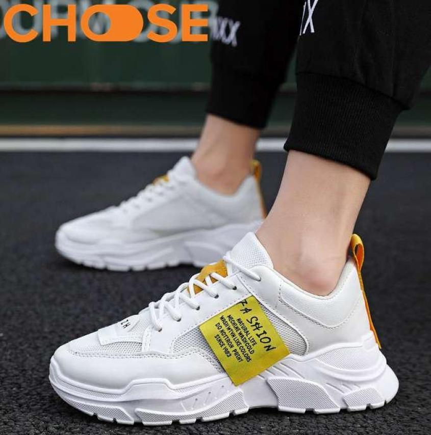 Giày Nam Thể Thao Sneaker FASHION Đế Độn Thời Trang Cao Cấp 2620 giá rẻ