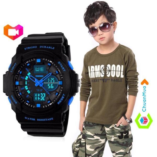 Đồng hồ Bé Trai Skmei 1008 Size Trung DHA454
