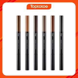 Chì Kẻ Chân Mày Thefaceshop FMGT Designing Eyebrow Pencil 0.3g thumbnail