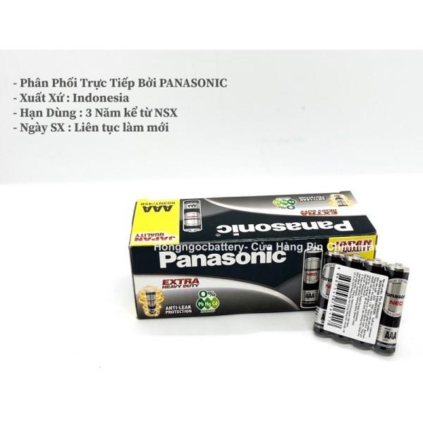 Hộp 60 Viên Pin AAA Panasonic R03NT/2S