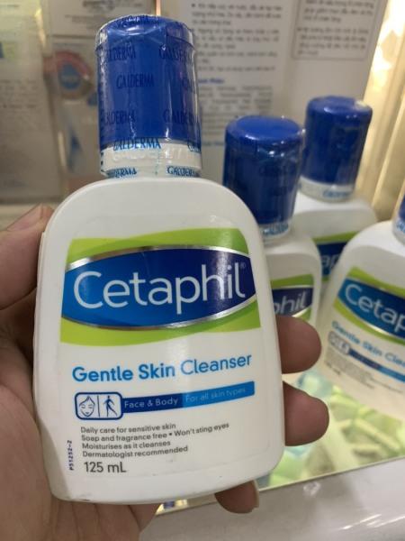 Sữa Rửa Mặt Cetaphil Dịu Nhẹ Không Xà Phòng 125ml Gentle Skin Cleanser