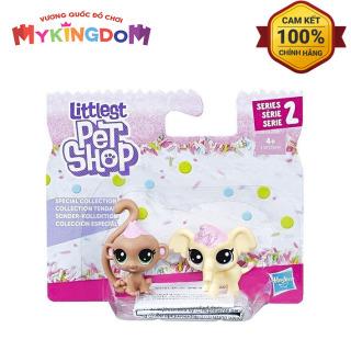 MY KINGDOM - Bộ đôi Hoang Dã LITTLEST PET SHOP E1071 E0399 thumbnail