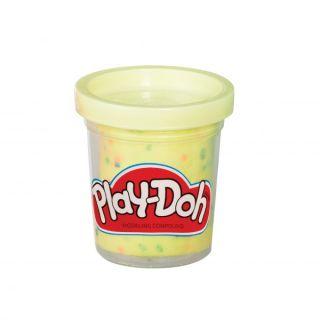 Hộp bột cốm Playdoh màu vàng PLAYDOH B3423A YE thumbnail