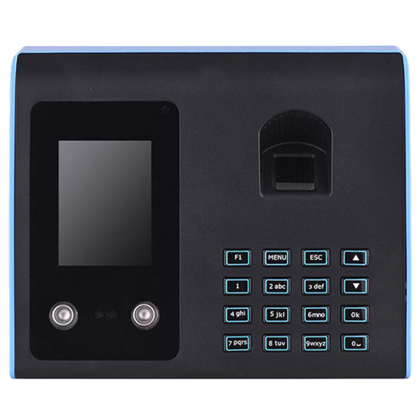 E6 Face Recognition Attendance Machine Intelligent Biological Fingerprint Password Attendance Machine Employee Sign-In Recorder