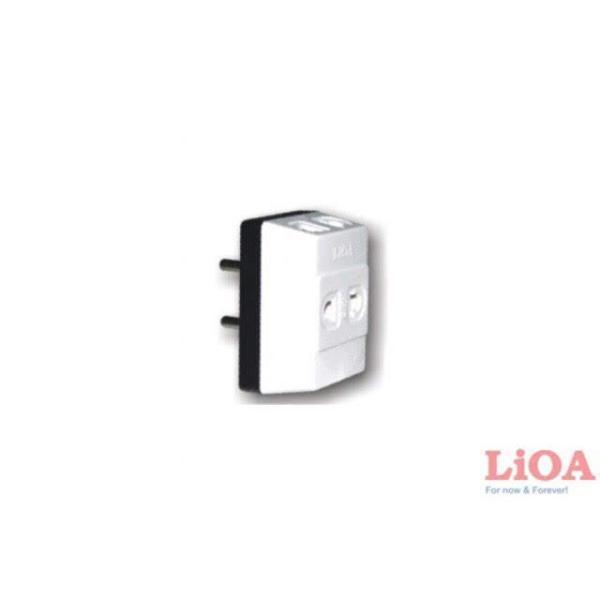 Bảng giá Ổ cắm nối chia 3 ngả LIOA