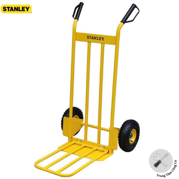 Xe đẩy hàng 2 bánh cao cấp (Có thể gấp gọn) Stanley HT535 - Tải trọng 200kg