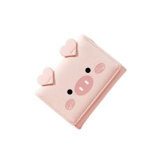 Ví nữ mini ngắn TAOMICMIC cute dễ thương nhỏ gọn bỏ túi thời trang cao cấp đẹp giá rẻ LOT STORE VD297 thumbnail