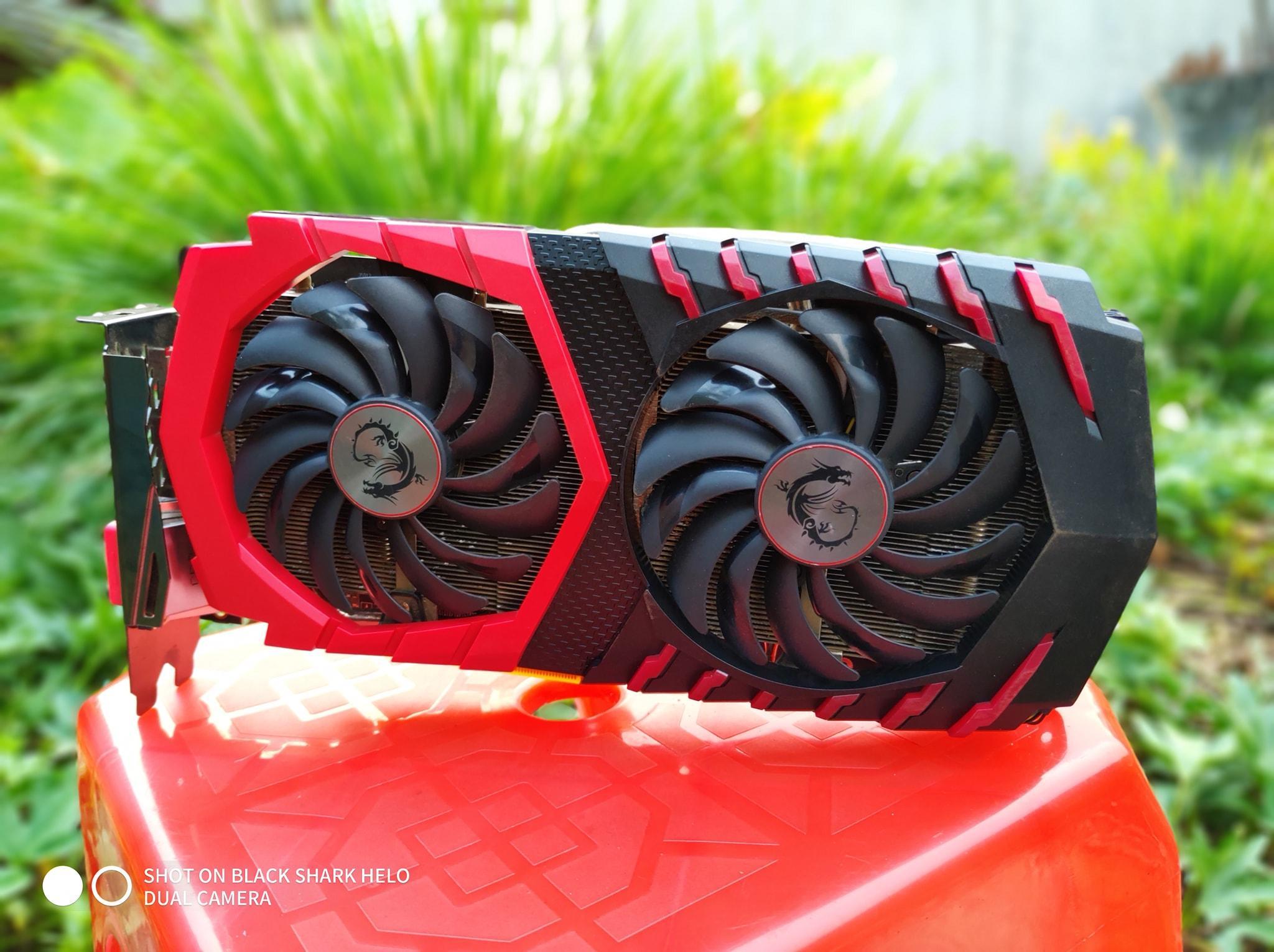 Giá VGA MSI Radeon RX 570 GAMING X 4G OC (Bảo hành 05/2020)