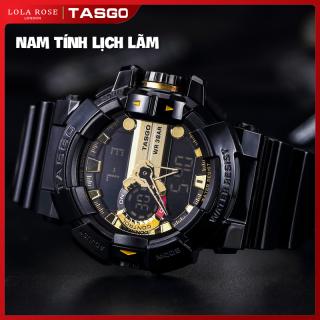 Đồng hồ nam chống nước, đồng hồ thể thao TASGO máy nhật mặt kính chống trày, dây đeo cao cấp, thiết kế nam tính, phù hợp học sinh sinh viên bảo hành 1 năm T104 thumbnail