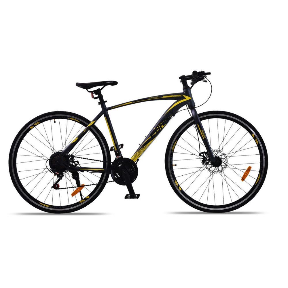 Mua Xe đạp đường trường FR303 màu vàng đen nhanh nhẹn