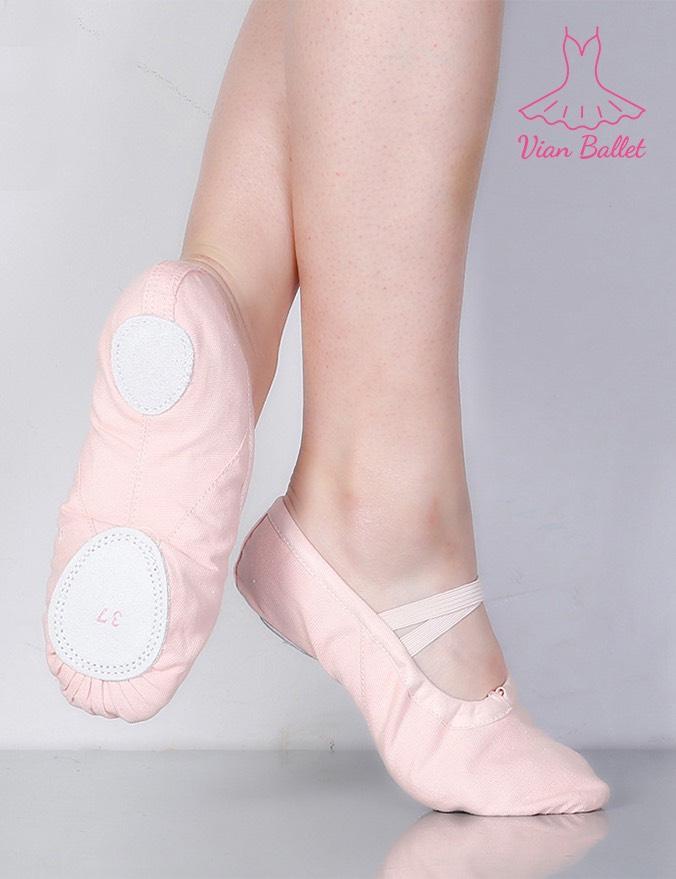 Giày Múa Bale , Giày Nhảy , Giày Dancer Đang Ưu Đãi