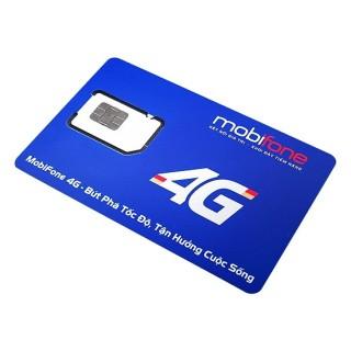 Sim 4G Mobifone trọn gói không nạp tiền MDT135A. thumbnail