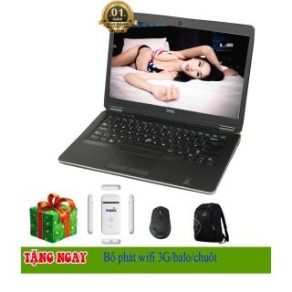Laptop dell 7240 i5 ram 8gb ssd 128gb chơi game và học tập thỏa thích good 100% zin all thumbnail