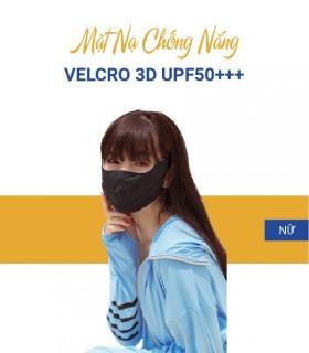 Mặt Nạ Khẩu Trang Chống Nắng OHSUNNY Velcro 3D UPF50+++ 19SSF030 Hinlet thumbnail