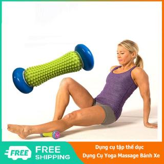 Dụng Cụ Yoga Massage Bánh Xe Ngăn Ngư a Châ n Thương Cao Cấp - 84 Store thumbnail