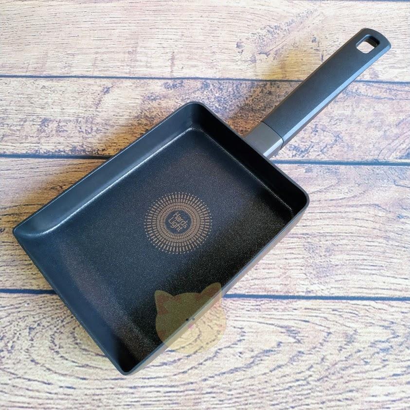 Chảo chữ nhật Lock&Lock Hard&Light 18cm dùng được bếp từ LHL5186-IH