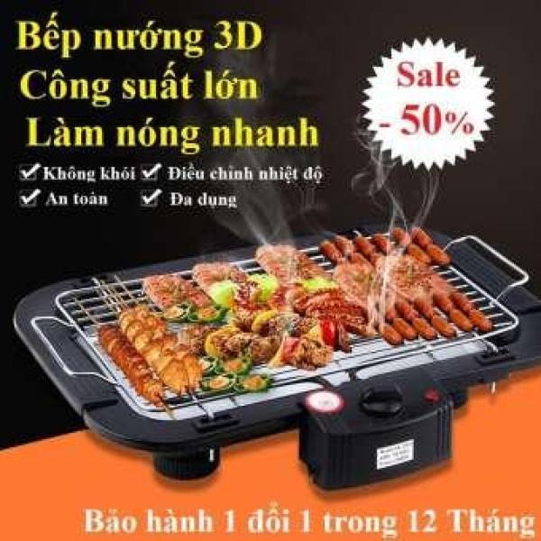 Bảng giá Bep Nuong Kg198 Lo Nuong Điện Bếp Nướng Vỉ Không Khói Babale - Nướng Vỉ Giảm Lượng Dầu Mỡ Thừa Tốt Cho Sức Khỏe Điện máy Pico
