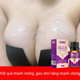 MeiYanQiong Tinh dầu nở ngực làm săn chắc nâng kích cỡ thần kỳ cho vùng ngực chiết xuất tự nhiên hoa Lavender, nâng ngực, nở ngực, giúp săn chắc da sau khi sinh. thumbnail