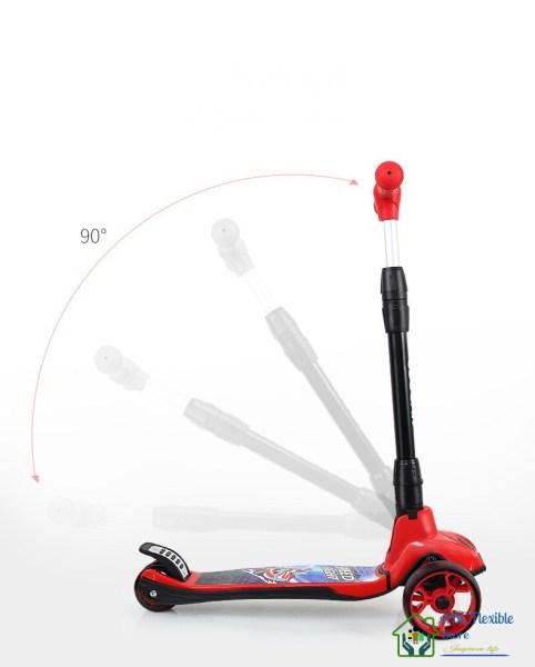 Mua Xe Trượt Scooter Cougar Pro Xe Scooter an toàn cho trẻ em chịu lực dưới 50 kg