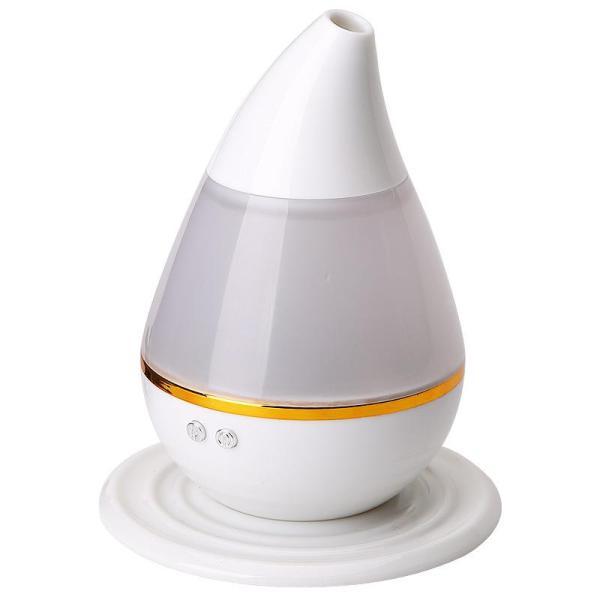 Bảng giá Máy xông tinh dầu mini - Máy tạo độ ẩm mini hình giọt nước giúp làm sạch và cân bằng không khí, tránh các bệnh do thời tiết mang lại.