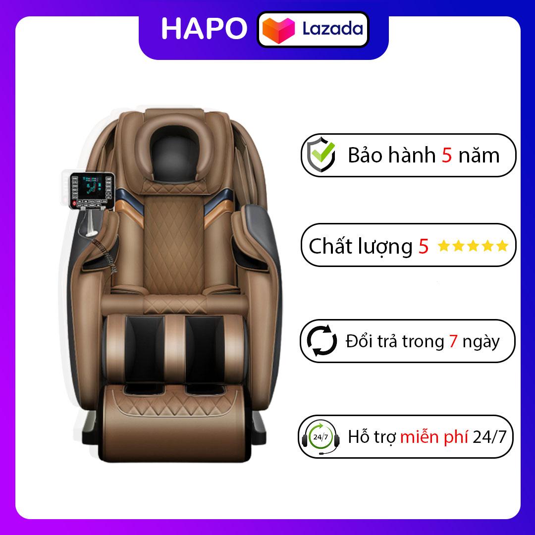 [Massage] ghế massage toàn thân,ứng dụng con chíp AI thông minh, tích hợp nhiều chế độ massage êm ái