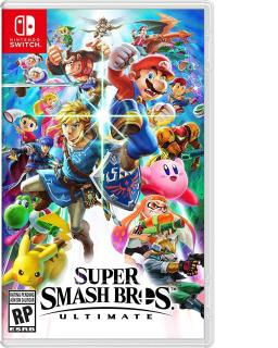 [Nhập mã EXCLUSIVE giảm 10%] Game Super Smash Bros Ultimate cho Nintendo Switch thumbnail